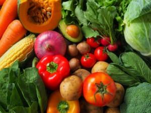 ビタミンの多い野菜