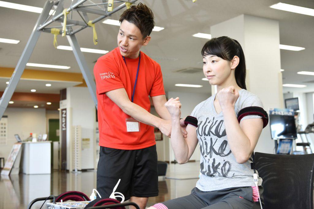 横浜で加圧トレーニング指導