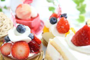 洋菓子、ケーキ