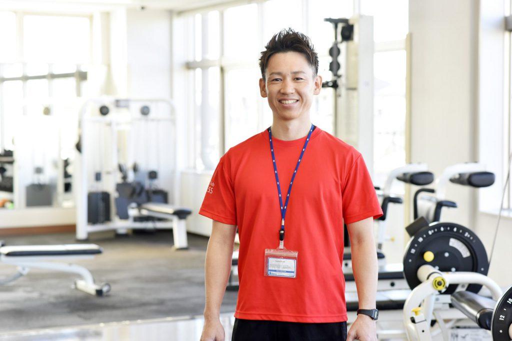 横浜の加圧トレーニング&パーソナルトレーニングの代表鈴木の画像